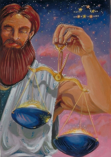 libra scales 12 Astrology Signs