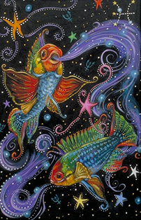 pisces fish 12 Astrology Signs