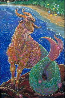 capricorn goatfish 12 Astrology Signs
