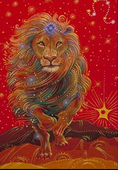 leo lion 12 Astrology Signs