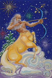 sagittarius centaur 12 Astrology Signs